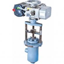 Запорно-регулирующий клапан высокого давления PN100
