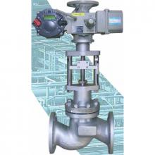 Электрический седельный клапан ecoflo-GV PN16