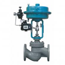 Пневматический седельный клапан ecoflo-GV PN16